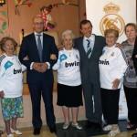 La Fundación Real Madrid y el Grupo Sanyres promueven el deporte en la 3ª edad