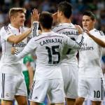 El Madrid lleva 50 goles anotados esta temporada