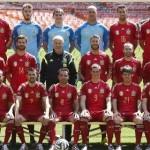Eslovaquia-España alineación oficial