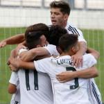 Los 18 de Ramis para el Madrid-Liverpool, 4ª jornada de la Young League