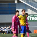 El Alcorcón B rompe la racha de seis partidos sin perder del Real Madrid C