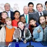 La Fundación Real Madrid y el Instituto de la Familia y el Menor de la Comunidad de Madrid renovaron su acuerdo de colaboración por 10ª año consecutivo