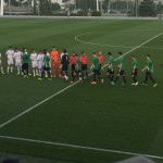 Real Madrid C 1 – Alcobendas-Levitt C.F. 1