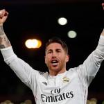 Sergio Ramos se retiró con molestías pero jugará la final