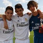 Sevilla y Depor, los dos siguientes rivales del infantil B en el XIX Torneo Internacional F-7