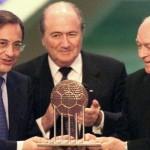 Hace catorce años, el Real Madrid era proclamado por la FIFA como el mejor equipo del siglo XX