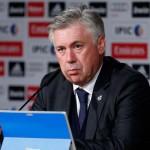 Ancelotti: «Hemos dado la cara y jugado muy bien»