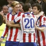 Primer doblete de Torres ante el Real Madrid