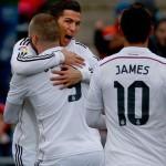 La Clásica y Minuto 93 arropan al Real Madrid en el Coliseum