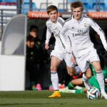 Ødegaard debuta con el Castilla