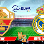 DIRECTO: ELCHE 0 – 2 REAL MADRID