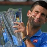 Djokovic y Halep, los campeones de Indian Wells