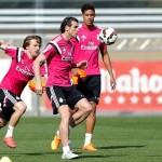 Ancelotti contó con todos sus efectivos tras el Virus FIFA