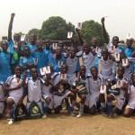 La Fundación Real Madrid impartió su curso formativo en Costa de Marfil
