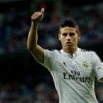 James se enfrentará a  un equipo italiano en la UEFA
