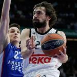 Llull firma la mejor media de asistencias de un madridista en Euroliga