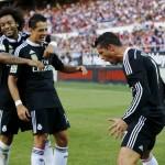 El Madrid ya lleva 33 goles de cabeza esta temporada