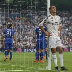 La noche en que el Madrid dijo adiós al sueño europeo
