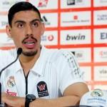 """Gustavo Ayón: """"Sería algo muy bueno volver al Real Madrid"""""""