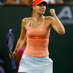 Sharapova superada por una brillante Kutnesova