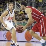 Carroll: «Queremos ganar la Euroliga no vengarnos de Olimpiacos»