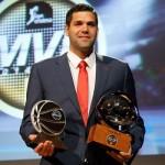 Felipe Reyes, MVP de la Liga Endesa