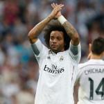 Marcelo ha marcado en las tres competiciones de 2015 (Liga,Copa, Champions)