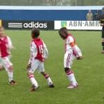 Cristiano Ronaldo imitado en Holanda