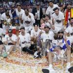 El Real Madri de baloncesto ofrecerá la novena Euroliga al Bernabeu