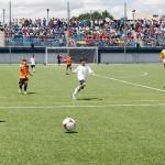 Arranca el III Torneo de peñas del Real Madrid