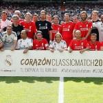 El Real Madrid ha ganado cinco de los seis Corazón Classic disputados