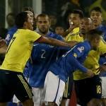 Bacca a Brasil: » No saben perder»