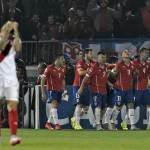 Chile se aferra a Vargas para meterse en la final