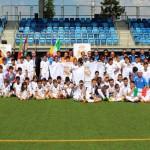 Se celebró la II Copa Alma, la Copa de las Fundaciones Real Madrid