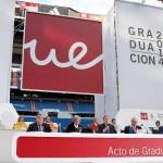 300 estudiantes de la Universidad Europea se gradúan hoy en el Santiago Bernabeu