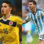 «BOMBAZO» en los cuartos de final de la Copa América: Argentina vs Colombia