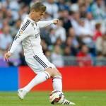 Kroos puede ser el Steve Gerrard del Real Madrid