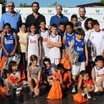 Se celebró el fin de curso 24-15 de la escuela de baloncesto de Leganés
