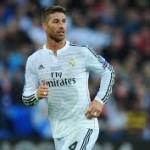 Sergio Ramos: «Vengo recuperado del todo»