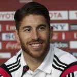 Sergio Ramos: «Ancelotti es un técnico que da equilibrio»