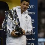 CR7, MVP del partido