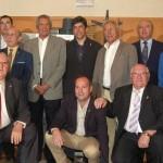 La peña Montilla celebró su 50º aniversario