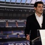 Ser: » Casillas y Florentino pusieron fin a la guerra con el acto de despedida»