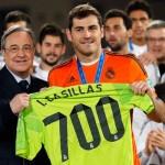 A la 13:00, acto de despedida de Casillas junto a Florentino