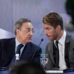 MARCA: » Florentino pide a Ramos un gesto de acercamiento a la afición»