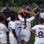 La Fundación Real Madrid impartió el curso de entrenadores en Colombia