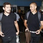 Benzema: «Gracias por todo capitán»