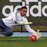 COPE: «Keylor ahora mismo es titularísimo en el Real Madrid»