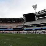 El Melbourne Cricket Ground, el estadio donde jugará mañana el Real Madrid