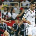 El último precedente de los Milán vs Real Madrid no fue positivo